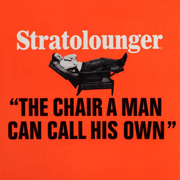 »The chair a man can call his own…« brochure from Futorian on the Stratolounger, 1967 © Vitra Design Museum, Estate Anton Lorenz