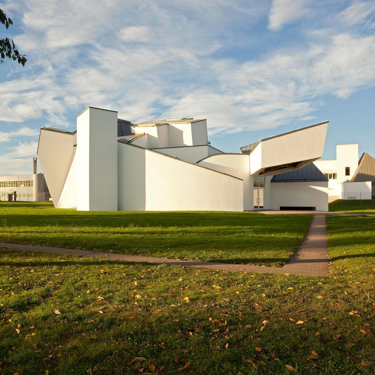 Vitra Design Museum, Frank Gehry, 1989 © Vitra Design Museum, Foto: Bettina Matthiessen