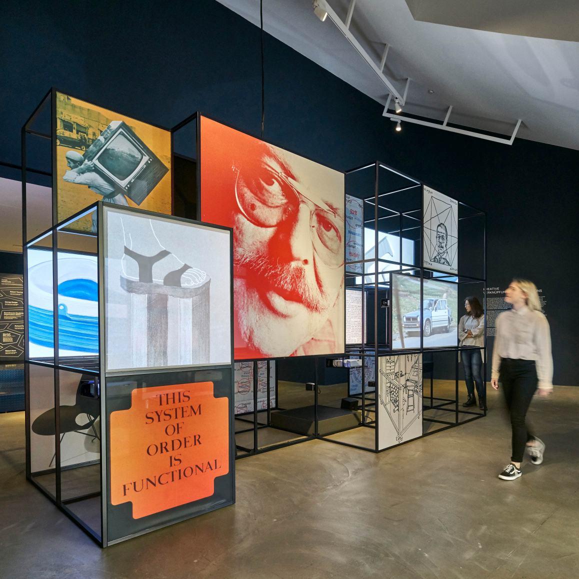 Installationsansicht © Vitra Design Museum, Foto: Norbert Miguletz