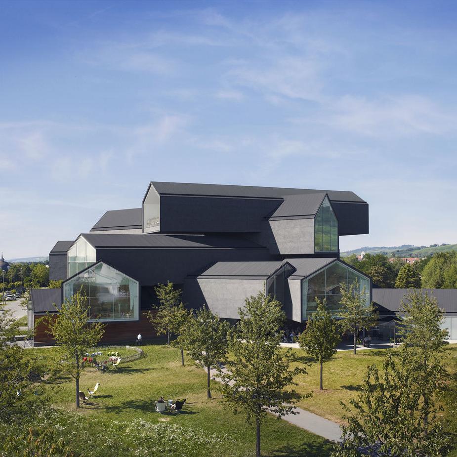 Vitra campus for Museum designers