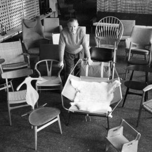 Hans J. Wegner: Designing Danish Modern