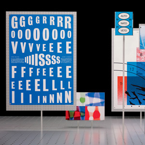 ECAL Graphic Design. Type, Print, Digital, Stories