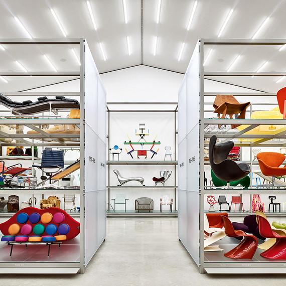 Die Sammlung des Vitra Design Museums