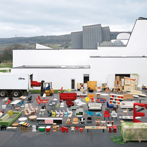 Project Vitra – Design, Architecture, Communications (1950–2017)